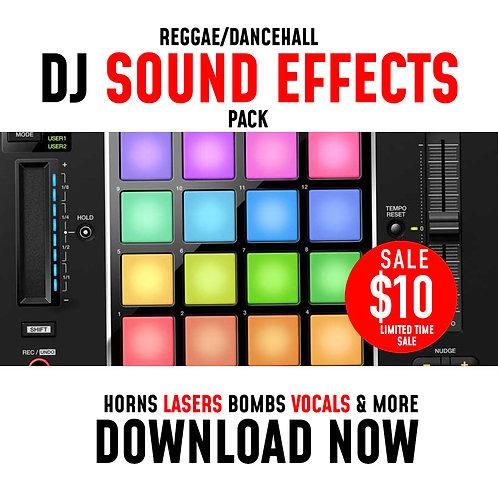 DJ SOUND EFFECTS PACK