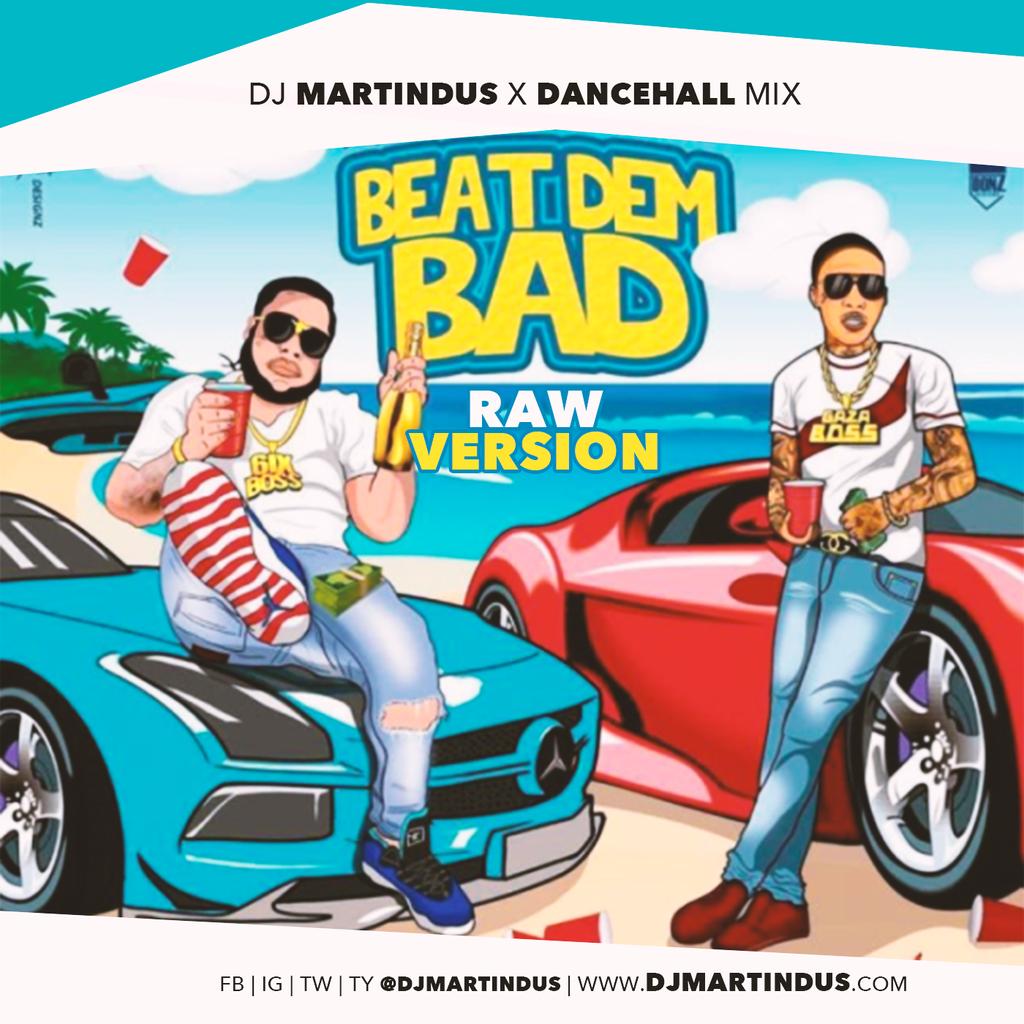 Reggae DJ | DJ Martin Dus