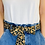Thumbnail: LONG Length Marnie Cotton Fabric Belt