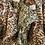 Thumbnail: SMALL Saffron Cotton Fabric Bag