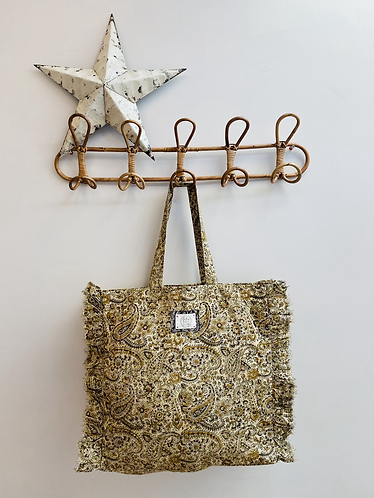 SMALL Emma Cotton Fabric Bag