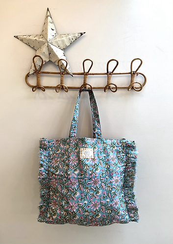 SMALL Tilly Cotton Fabric Bag