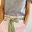 Thumbnail: LONG Length Aarya Cotton Fabric Belt
