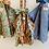 Thumbnail: REGULAR Length Penny Cotton Fabric Belt