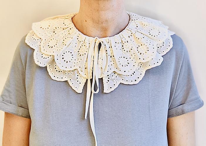 Audrey Tie Collar - Limited Edition