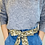 Thumbnail: REGULAR Length Kemi Cotton Fabric Belt