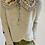 Thumbnail: Rose Reversible Collar - Made with Liberty Fabric