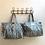 Thumbnail: LARGE Tilly Cotton Fabric Bag