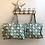 Thumbnail: SMALL Khloe Cotton Fabric Bag
