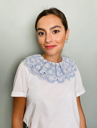 Sophie Tie Collar - Limited Edition
