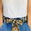 Thumbnail: REGULAR Length Catherine Cotton Fabric Belt