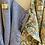 Thumbnail: LARGE Sarah Linen Fabric Bag