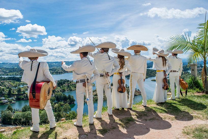 Mariachis en Itagui