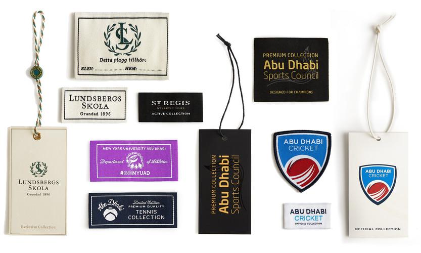 BA Labels