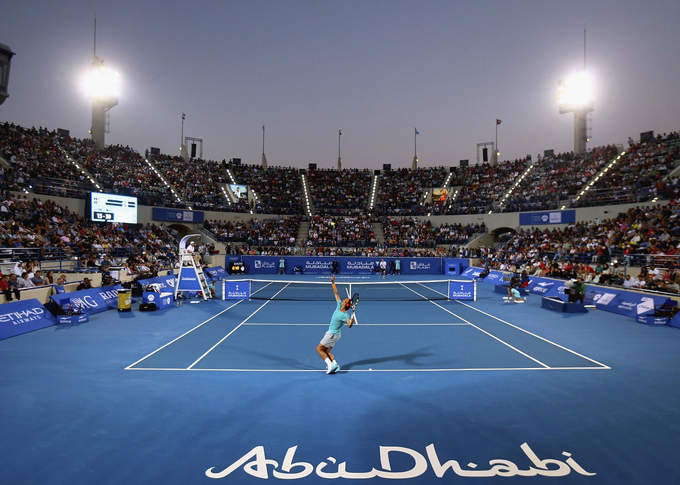 MWTC Official Collection in Abu Dhabi
