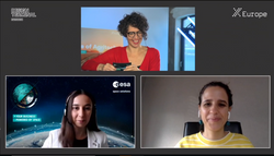 Space data in agriculture - with Inbal B
