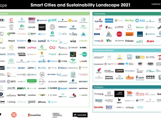 Startups making our cities smarter
