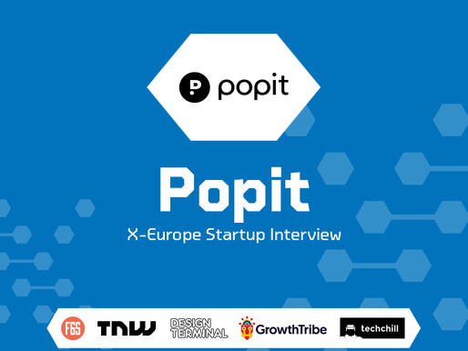 Popit | X-Europe Startup Interview