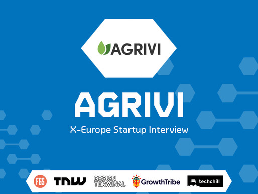 AGRIVI | X-Europe Startup Interview