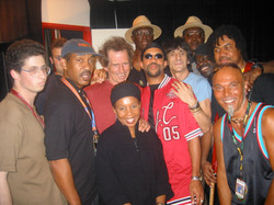 With the Stones in Amsterdam