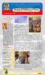 Boletín, Domingo del Publicano y el Fariseo