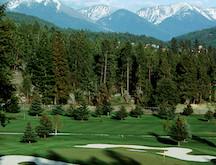 Golfing Eagle Bend in Bigfork
