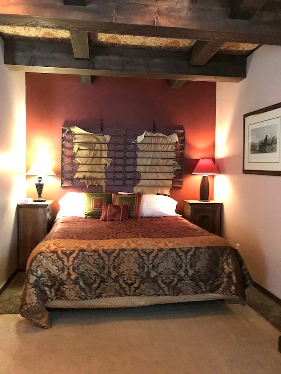 The Tudor Suite at the Residence Inn north of Bigfork, Montana