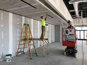 Cicero Restarts Several Renovation Projects with Heightened COVID-19 Precautions
