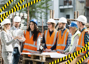Employee training at Cicero Construction