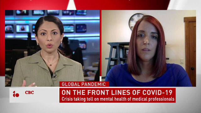 Front Line Workers & Mental Health