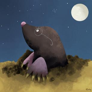 Moonlight Mole
