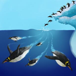 Penguin Pile Up