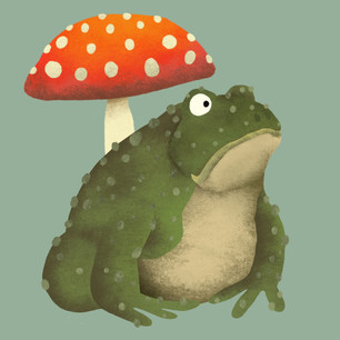 Toad of Toadstall
