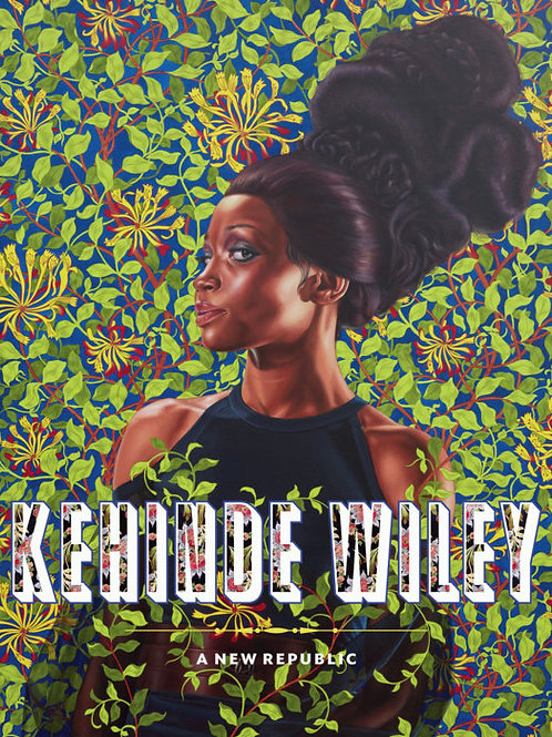 Kehinde Wiley: A New Republic by Connie H. Choi