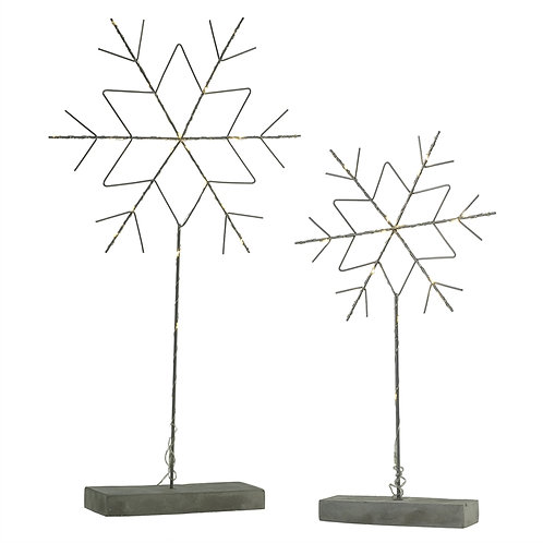Snowflake Stand