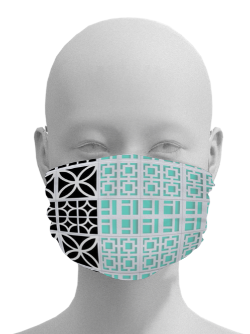 Face Mask by Studio Daedre