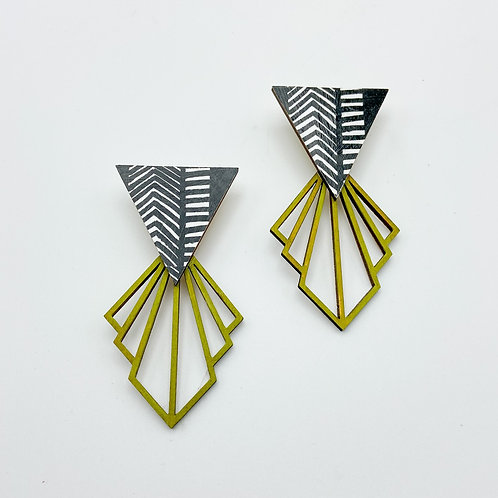 The Show Earrings by Charisma Eclectic