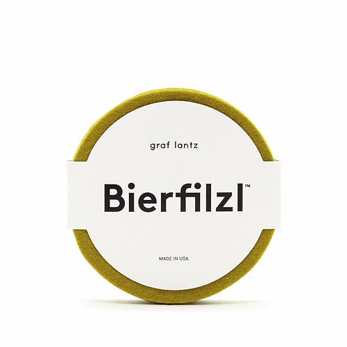 Round Bierfizl Coaster Set by Graf Lantz