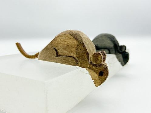 Shelf Mouse by Joe Offerman