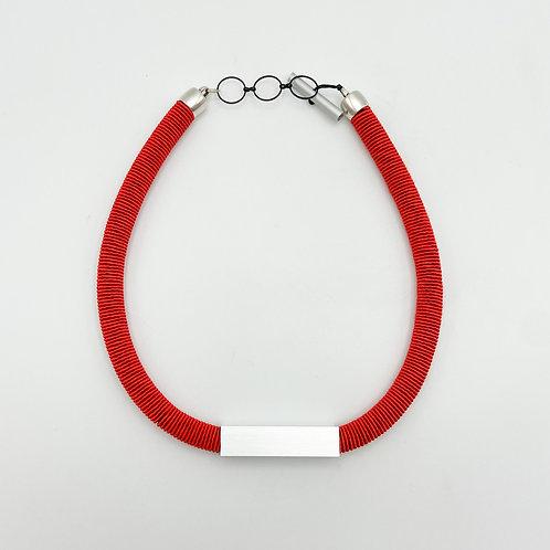 Wrapped Collar by Christina Brampti