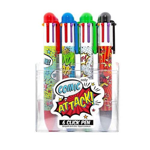 6 Click Pen