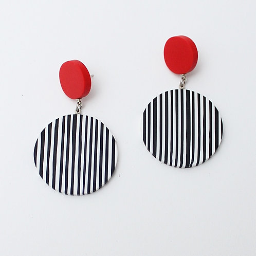 Lana Earrings by Sylca Designs