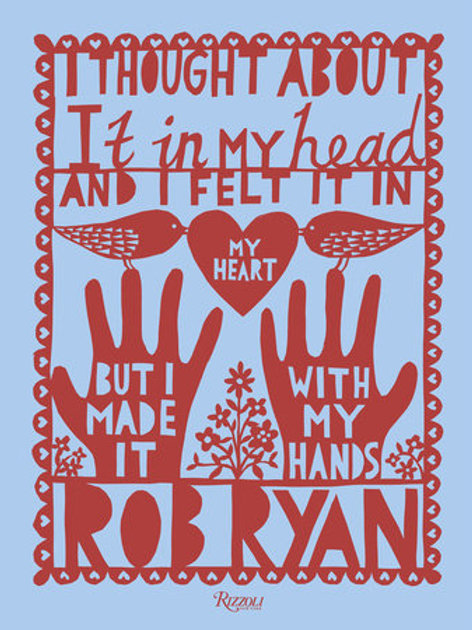 I Thought About It In My Head... by Rob Ryan