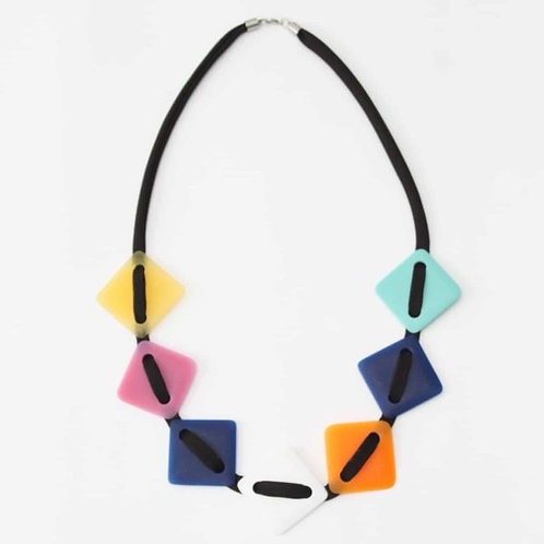 Sylvie Necklace by Sylca Designs