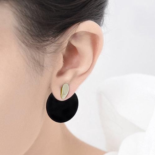 Ovi Ear Jackets by Pursuits Jewelry