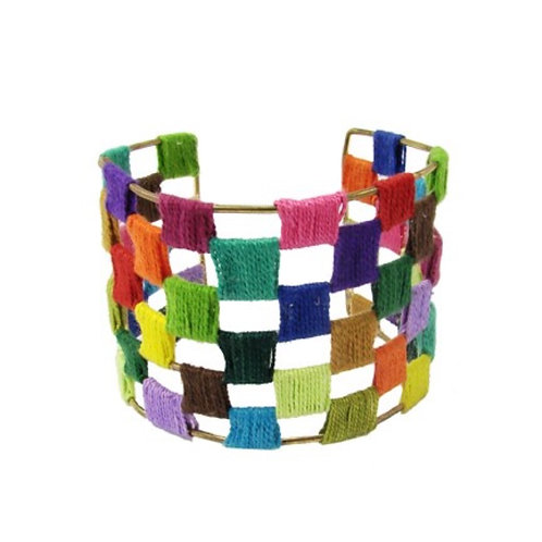 Threaded Spectrum Cuff by WorldFinds