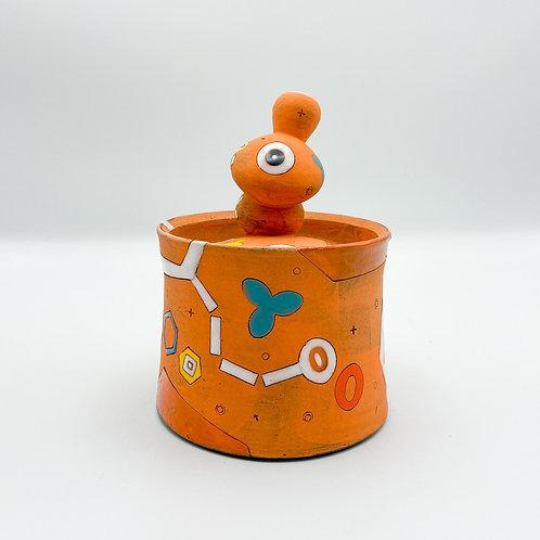 Curious Mind Box by Masa Sasaki Ceramics