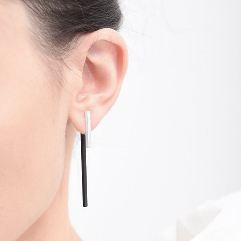 Forty Sixty Ear Jackets by Pursuits Jewelry