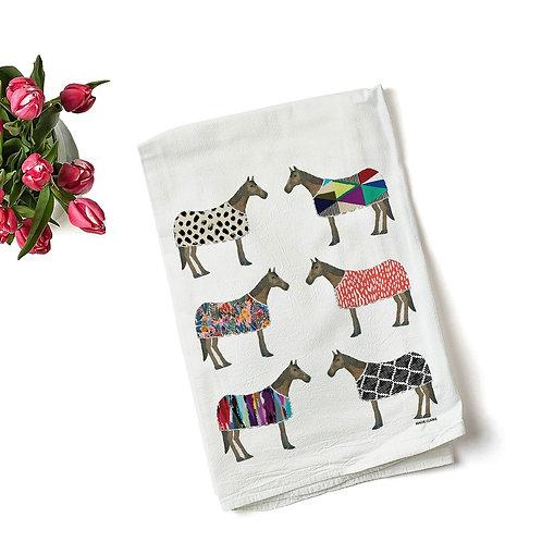 Tea Towel by Maize Clarke