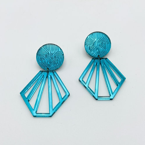 Quest Earrings by Charisma Eclectic